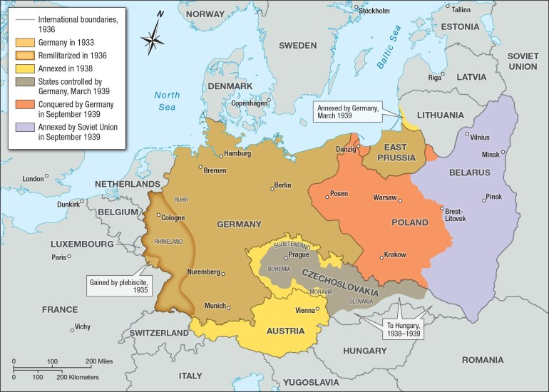 Map Of German Administration Of Poland, 1939 | Facing History And pertaining to Germany Map 1939