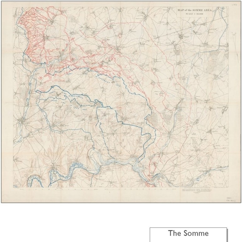 Ordnance Survey Wwi Reproduction Trench Maps | Ordnance Survey Shop regarding German Ordnance Survey Maps