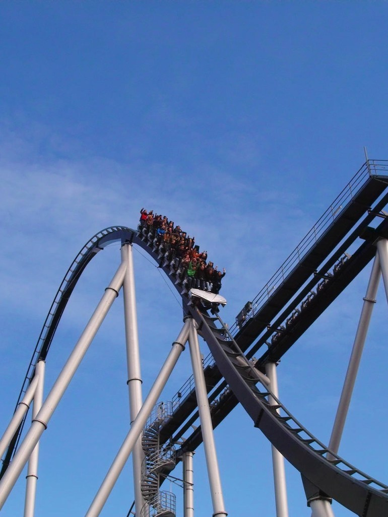 The Europapark - Germany's Biggest Leisure Park intended for Europa Park Germany Map Location