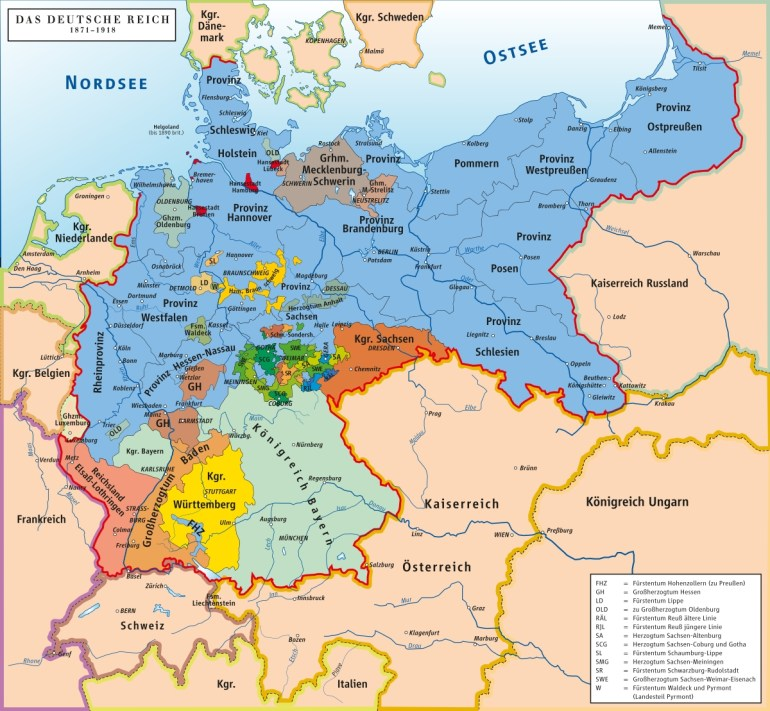 Unification Of Germany - Wikipedia with regard to German Unification Map Activity