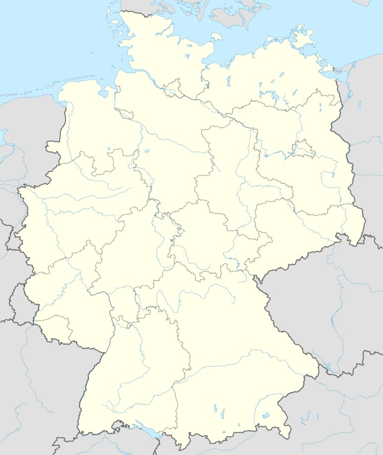 Wilhelmshaven - Wikipedia with Empty Map Of Germany