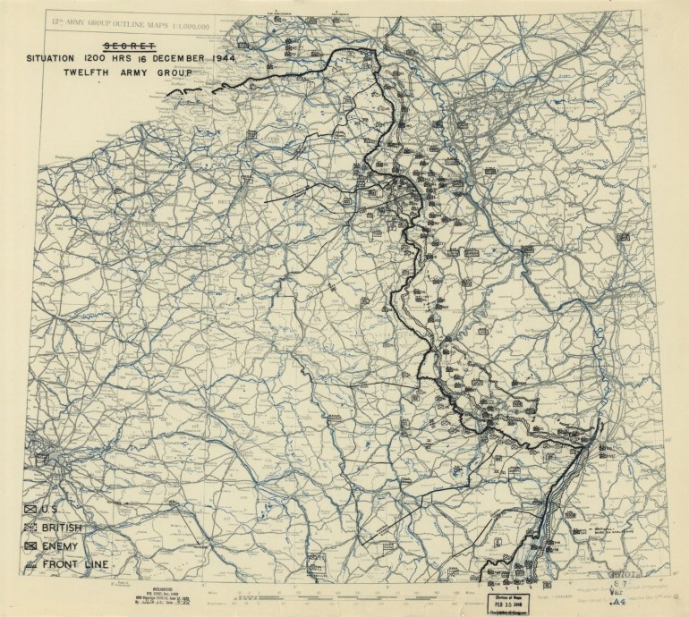 World War Ii Military Situation Maps, Available Online | Library Of pertaining to German Military Maps Ww2