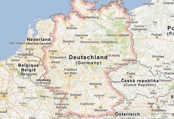 Google Maps Could Be Banned In Germany | New Europe intended for Germany Stuttgart Maps Google