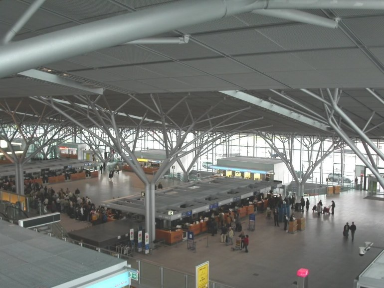 Greek Travel With Olympic And Aegean (+Pics) — Trip pertaining to Stuttgart Airport Map Terminal 3
