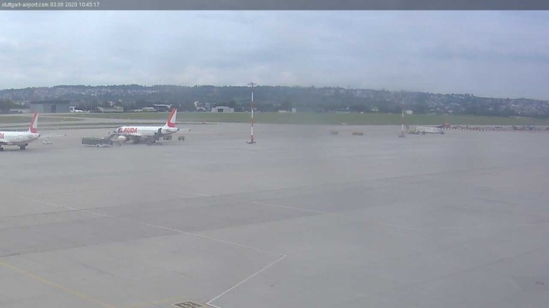 Webcam Stuttgart: Stuttgart Airport inside Weather Radar Map Stuttgart Germany