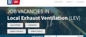 LEVJobs Banner NEW - LEV Training Courses (BOHS Approved)