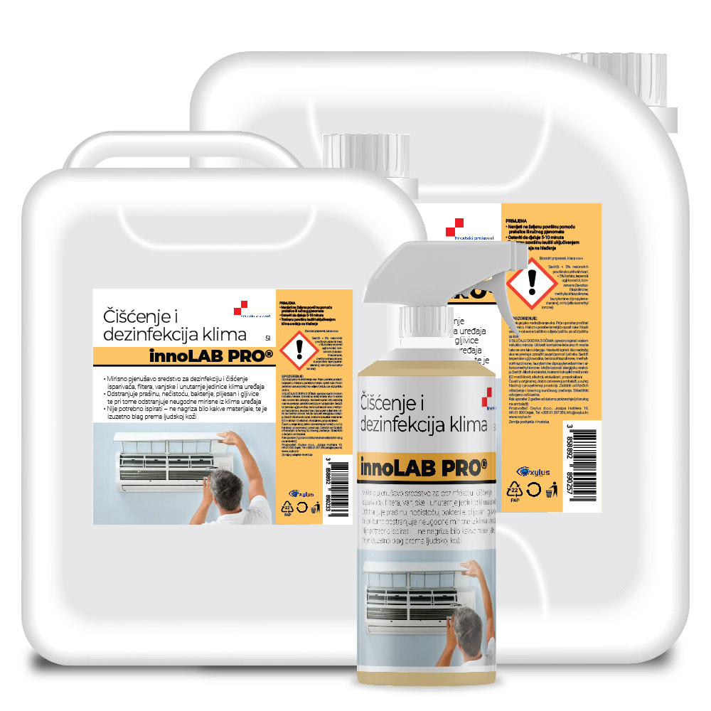 Air Conditioner Cleaner And Disinfectant