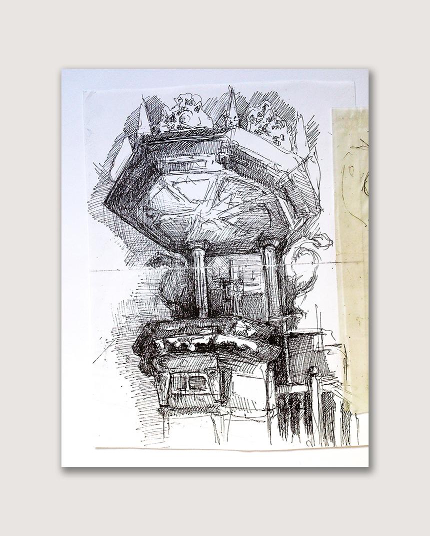 Benjamin Oliver Sketch 08