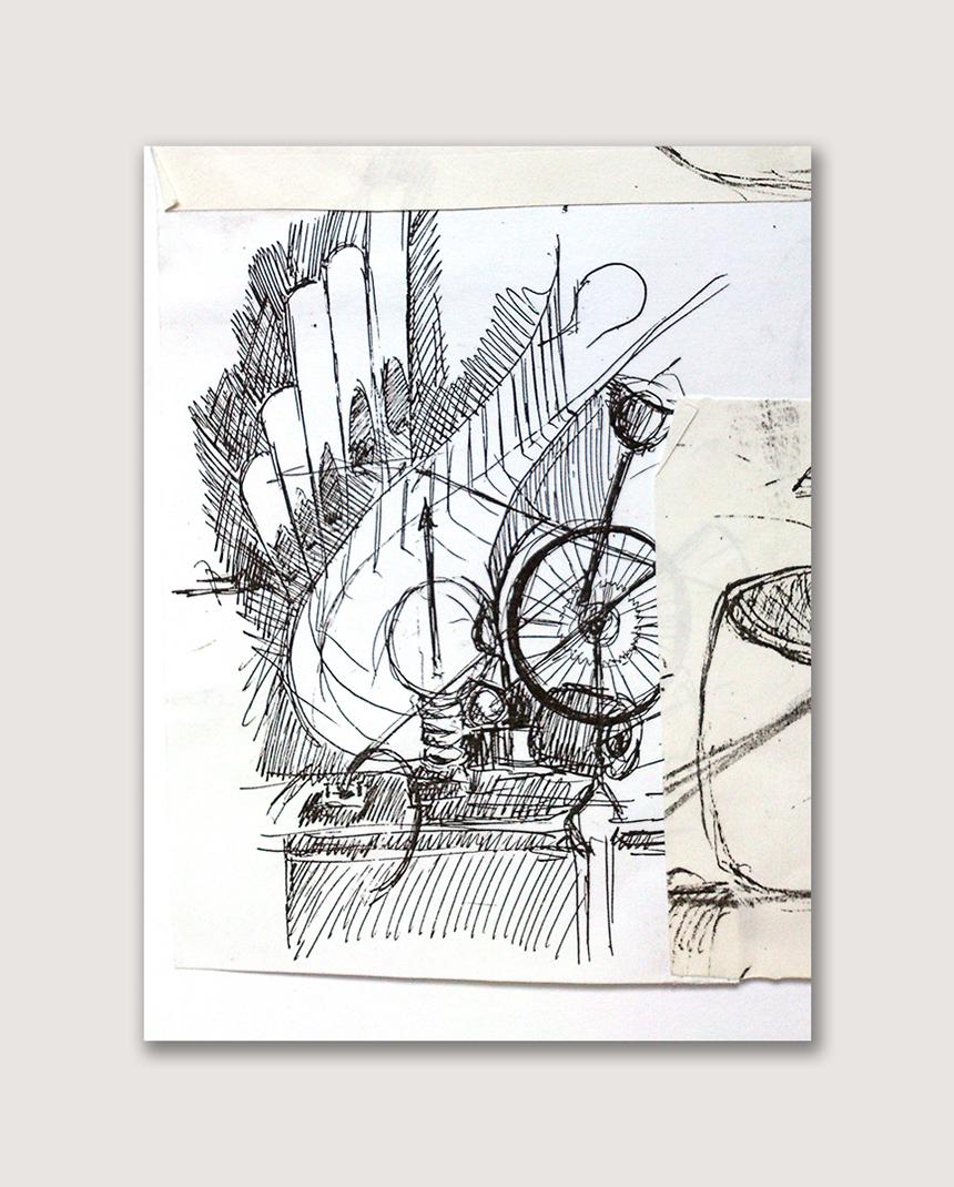 Benjamin Oliver Sketch 05