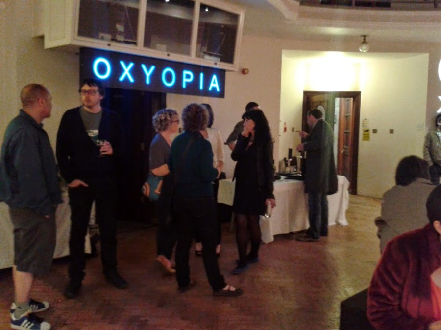 Benjamin Oliver Oxyopia at The Ashton Memorial on the 17th May 2014. Photo by Chris Morland