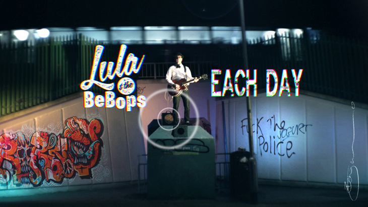 Benjamin Oliver LuLa and The Be-Bops Each Day Oxyopia
