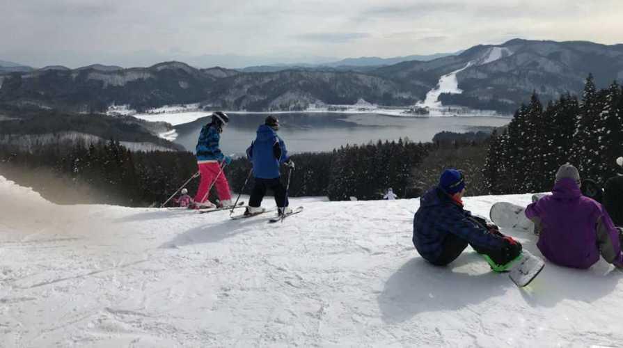 おやじ企画のスキーツアー