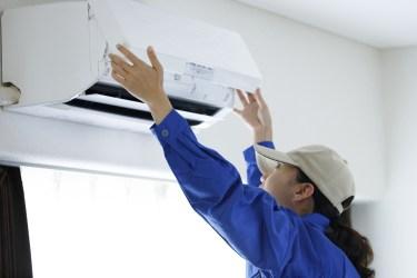 エアコンのガス漏れをチェックする方法とガス漏れした時の対処法