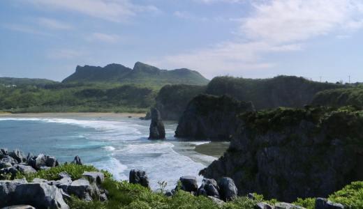 Canon EOS M3 レンズ・試し撮り、沖縄の最北端「辺戸岬」の大海原に圧倒された!!