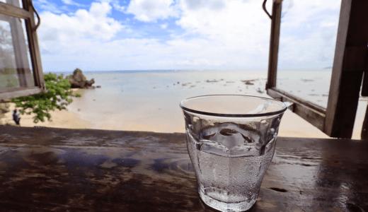 【南城市】癒しの空間「浜辺の茶屋」海を眺め時を忘れましょう