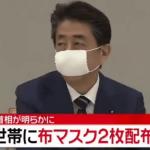 東京の布マスク2枚配布はいつ?どのように届くの?