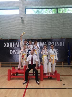 Mistrzostwa Polski Oyama PFK Jelenia Góra 2018