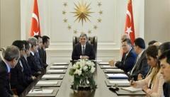تشکیل مجلس ملی برای ترکمنهای سوریه