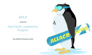 ASIA PACIFIC LEADERSHIP PROGRAM