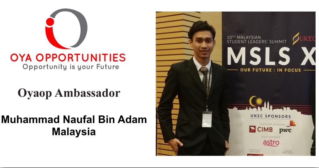 Muhammad Naufal Bin Adam