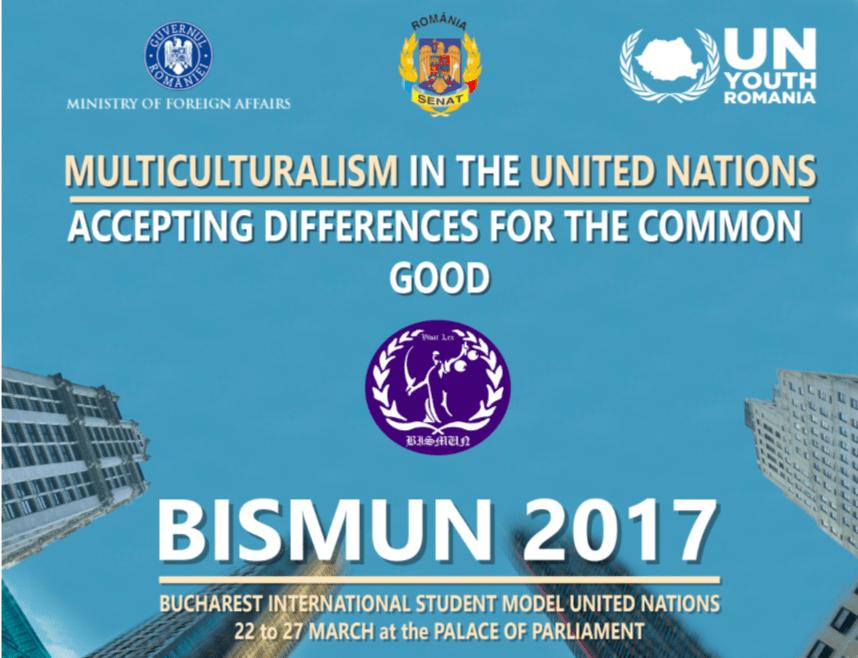 Bucharest International Student Model United Nations Conference