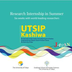 The University of Tokyo Summer Internship Program in Kashiwa