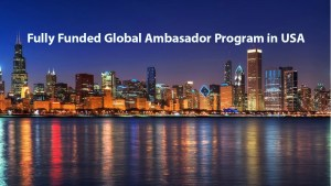 Fully Funded Global Ambassadors Program in USA