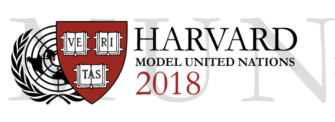 Harvard Model United Nations Conference 2018