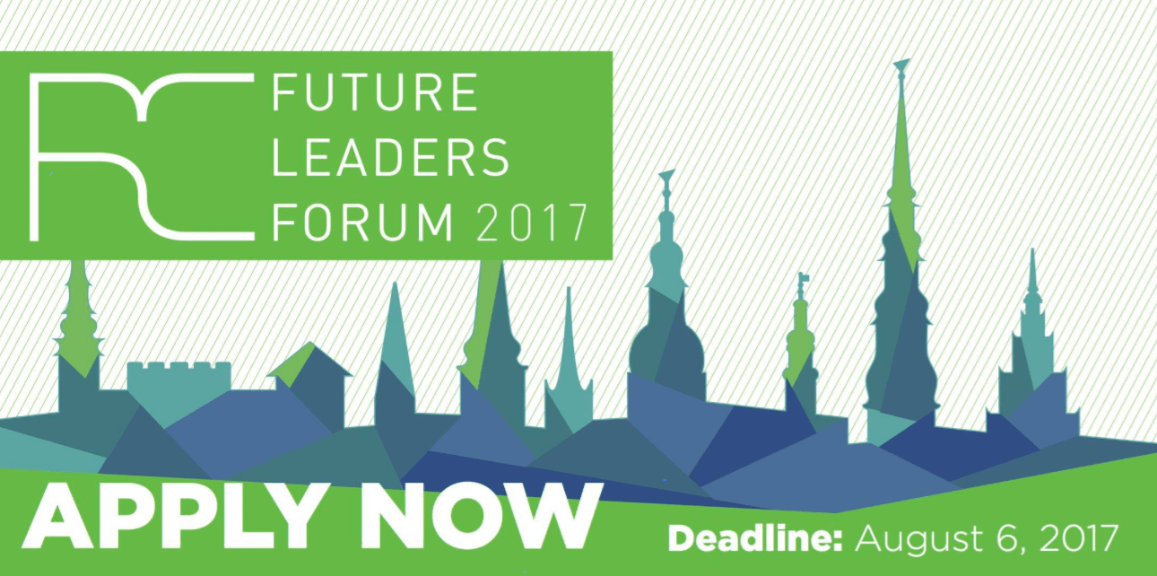 Rīga Conference Future Leaders Forum 2017!