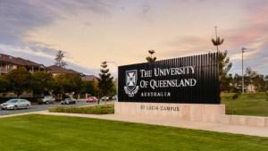 University of Queensland Fellowships in Australia