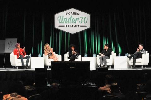 Forbes 30 Under 30 Summit In USA