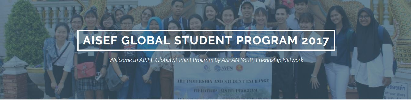 AISEF Global Student Program in Thailand