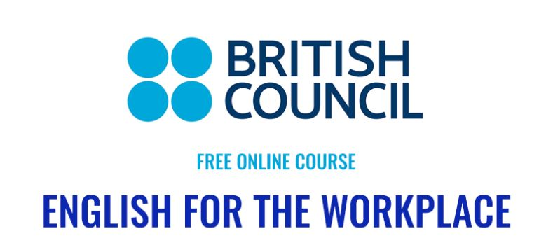 British Council Free English Courses for the Workplace