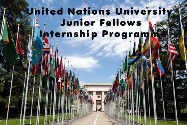 United Nations University Junior Fellows Internship Programme