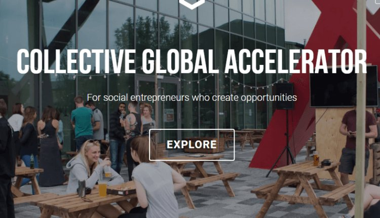 Fully Funded The Collective Global Accelerator 2018 in London
