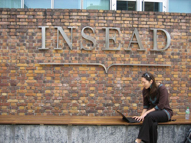 Fully Funded INSEAD Scholarship Programme 2018 in France