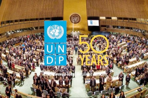 Internship at UNDP in Turkey