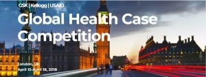 Fully Funded GSK-Kellogg-USAID Competition 2018 in London