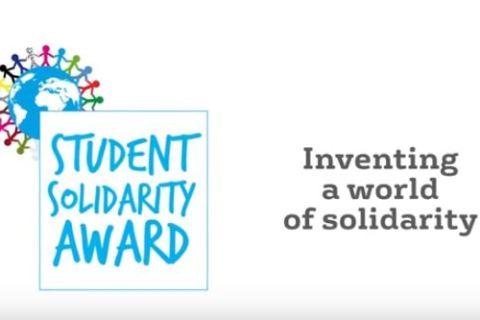 Student Solidarity Award 2018 (Total grant of 15,000 Euros)