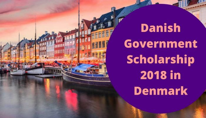 Fully Funded Danish Government Scholarship in Denmark