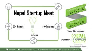 Funded Nepal Startup Meet 2018
