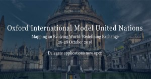 Oxford International Model United Nations