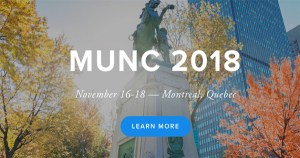 Montreal United Nations Conference in Canada