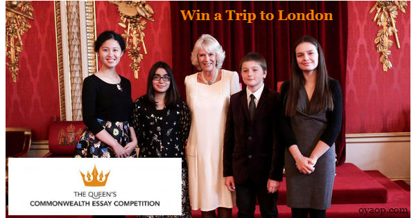 Queens Commonwealth Essay Competitions