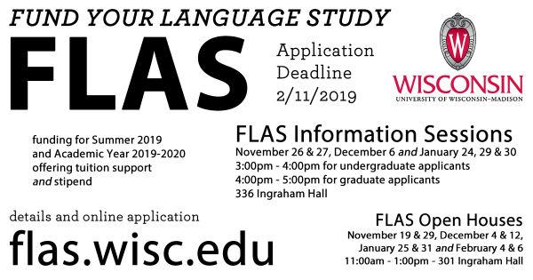 FLAS Fellowships
