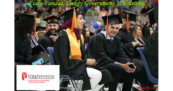 Fully Funded Turkey Government Scholarship