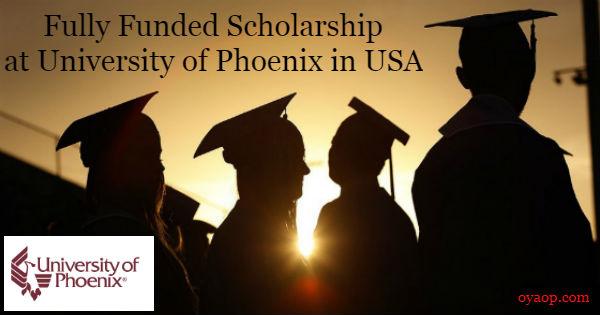 Scholarship at University of Phoenix
