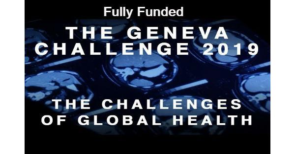 Fully Funded Geneva Challenge