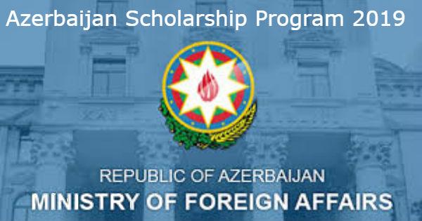Azerbaijan Scholarship Program 2019