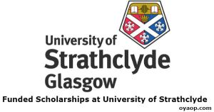 Funded Scholarships at University of Strathclyde